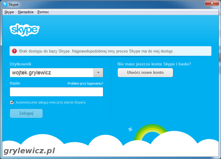 how to change my skype email