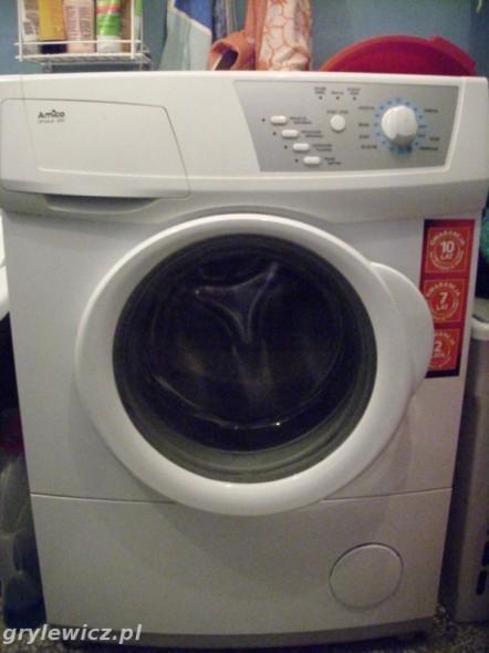 nieszczelne połączenie prania DIY randki