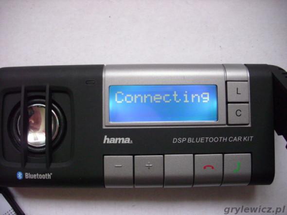 Test Hama Freedom po wymianie baterii