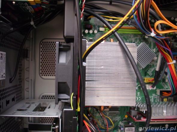 Radiator BTX MS-7318