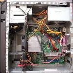 Komputer z płytą MS-7318