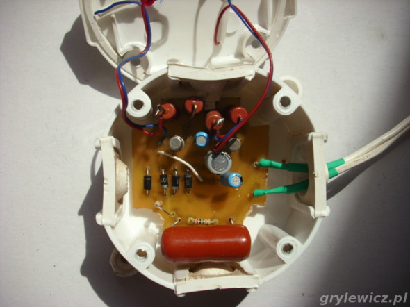 Płytka multiwibratora w puszce IP44