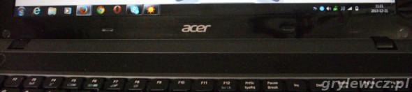 Zaślepki śrub w Acer