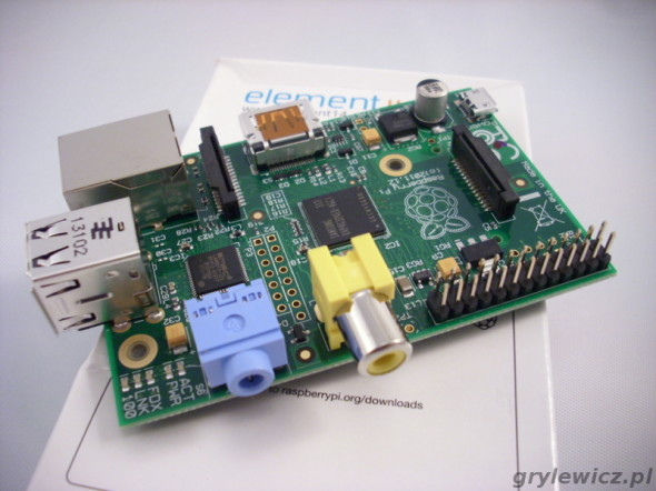 Raspberry Pi z element14.com