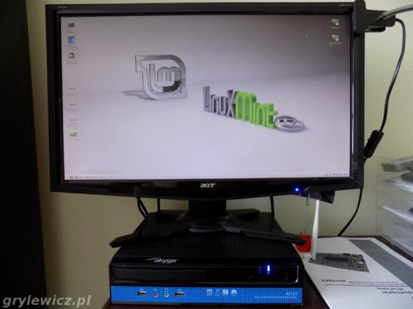 Zestaw mini ITX