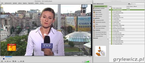 VLC jako odtwarzacz DVB-T