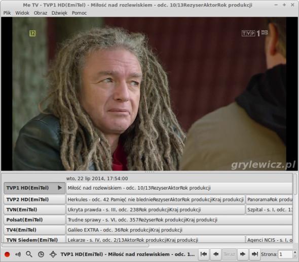Me TV i tuner DVB-T