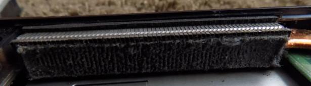 Asus K52 - zapchany radiator