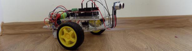 Platforma jeżdżąca z Arduino