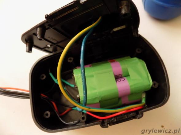 Bateria z ogniw 18650