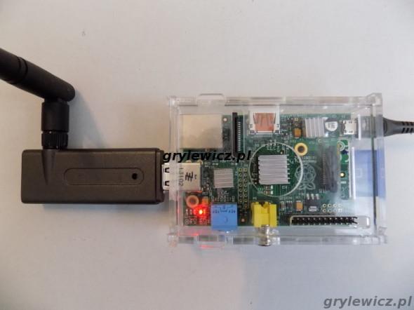 Karta WiFi w Raspberry Pi