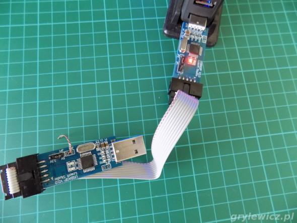 Aktualizacja oprogramowania w USBasp