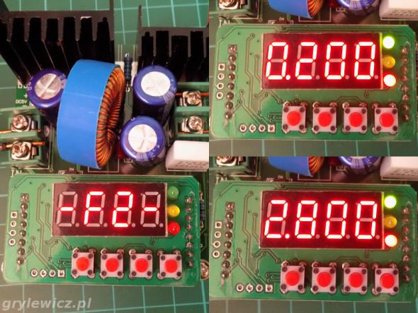 F2 kalibracja w B3606
