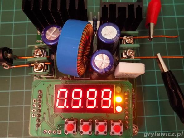 Stabilizacją prądu w B3606