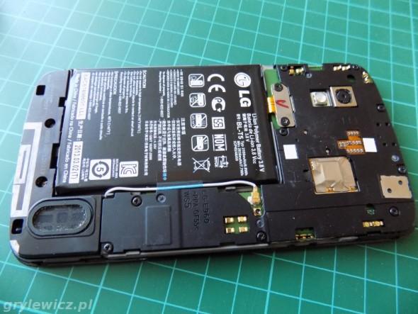 Nexus 4 bez obudowy