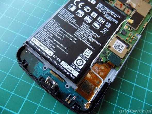 Nowe gniazdko USB Nexus 4