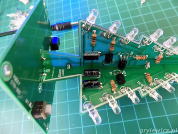 Połączenie PCB CTR-30A, CTR-30B CTR-30C