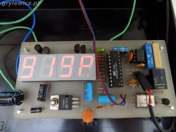 Pomiar kondensatora 1nF
