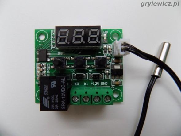 W1209 - chiński termostat
