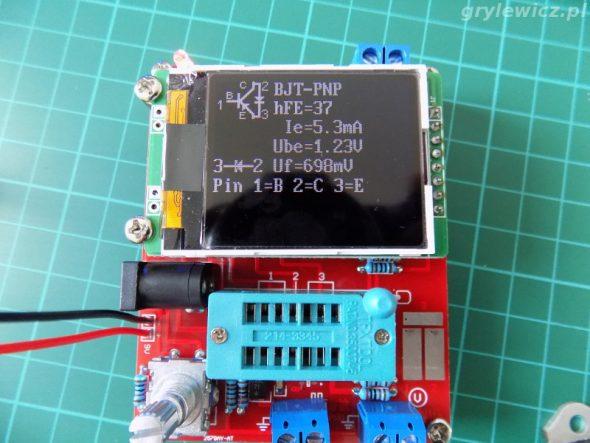Tester BDW84