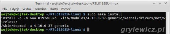 Make install - rtl8192eu