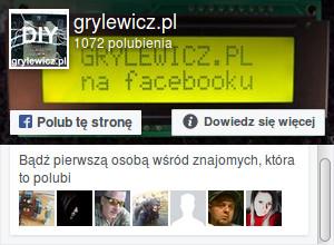 Facebook - grylewicz.pl
