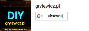 Grylewicz na google plus
