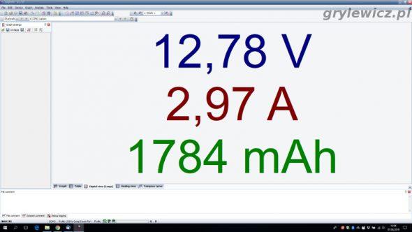 Cyfrowe zegary w logview