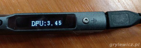 Aktualizacja firmware'u w TS100