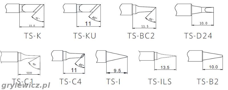 Lutownica TS100 i alternatywny firmware » grylewicz pl